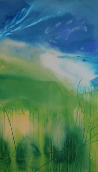 Waves of Grass Right panel